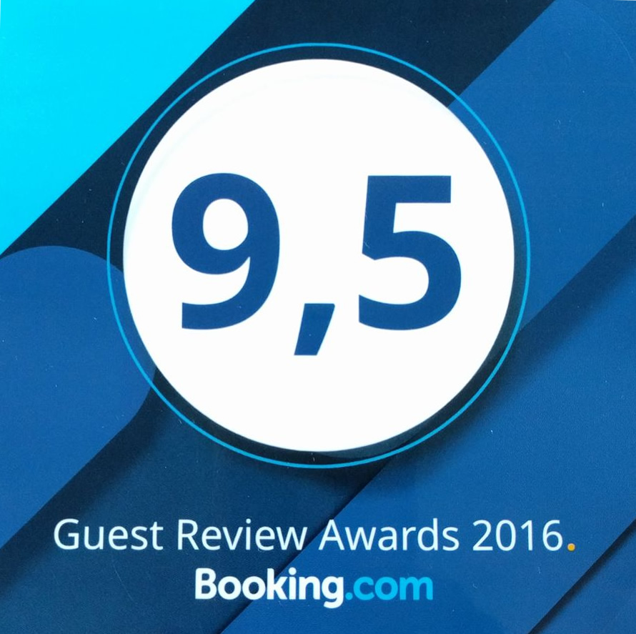 AWARD BOOKING 2016